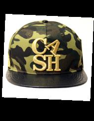 cash camo hat