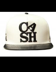 cash hat white